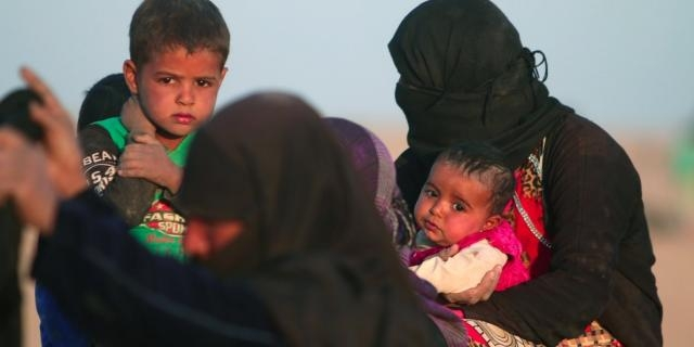 UN: ISIS using Mosul families as human shields / Photo by BusinessInsider.com via Blasting News library