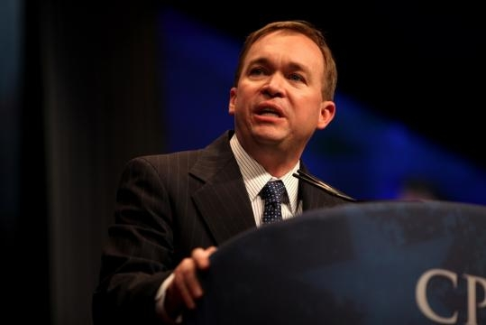 Director of the White House Office of Budget and Management Mick Mulvaney / Gage Skidmore, Flickr CC BY-SA 2.0