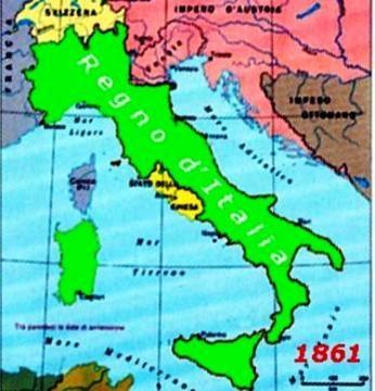 156 anni fa viene proclamato il Regno d'Italia.