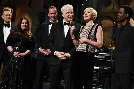 Celebrating 40 years of SNL: the highs of the reunion ... - bossyisthenewblack.net