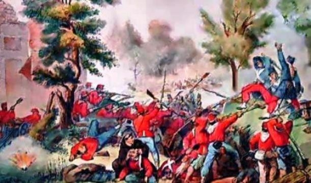 L'impresa dei 1000 fu decisiva.