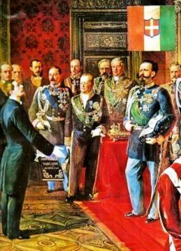la nascita del Regno d'Italia nel 1861.