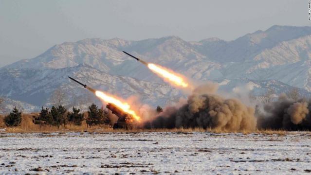 North Korea says it's tested a nuclear warhead / Photo by CNN.com via Blasting News library