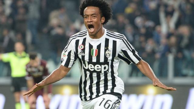 Diretta Sampdoria - Juventus. Gol di Cuadrado. Copyright: tuttosport.com