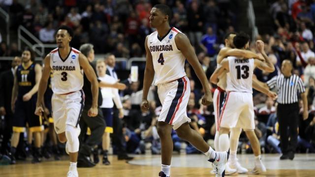 Gonzaga's Jordan Mathews finds tournament glory. - theundefeated.com