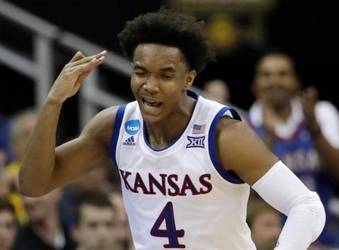 Kansas loses to Oregon in Elite Eight - wibw.com