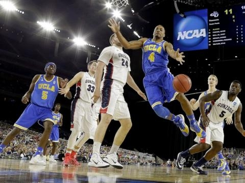 NCAA March Madness 2015: Gonzaga vs. UCLA - go.com