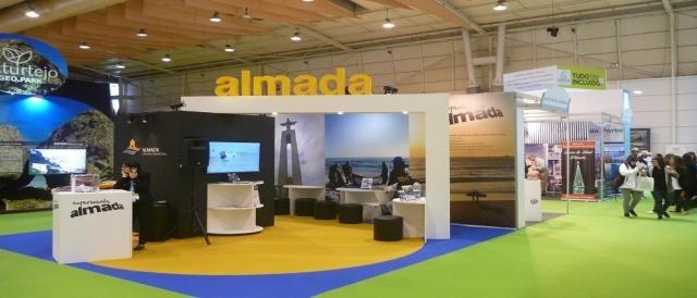 Almada também marcou presença na BTL