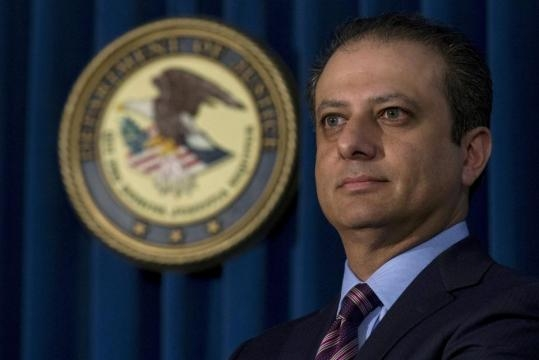 Fired U.S. Attorney Preet Bharara is Said to Have Been ... - newsweek.com