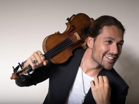 Al Municipale concerto-evento di David Garrett con l'Orchestra ... - ilpiacenza.it