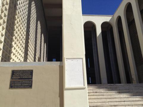 El Museo de la Universidad de Sonora de impresionante talla.