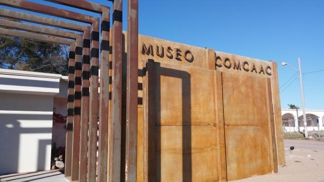 En Nuevo Kino el Museo COMCAAC ofrece una perspectiva de los indígenas lugareños.