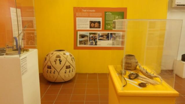 Es espacio ofrece una colección permanente, un documental y una sala itinerante.