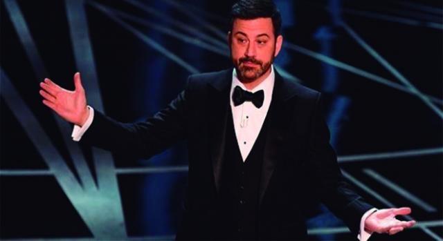 Jimmy Kimmel. 89 ceremonia de los premios de la Academia de Hollywood (via Google)