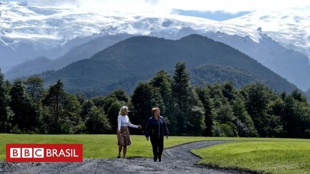 Como doação de milionário permitiu ao Chile criar rede de parques ... - bbc.com