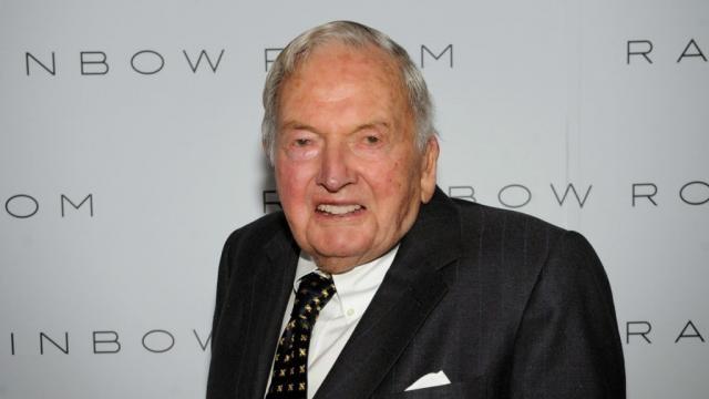 David Rockefeller fez seu sexto transplante de coração bem ... - semprequestione
