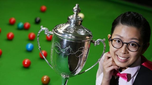 Hong Kong world snooker champion Ng On-yee to play in men's world ... - scmp.com