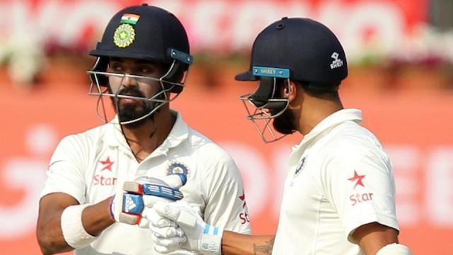 India vs Australia, 3rd Test, Day 2 Highlights: KL Rahul, Murali ... - hindustantimes.com