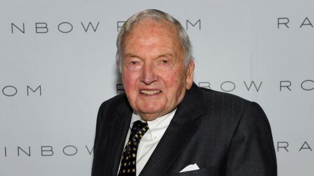 Murió David Rockefeller a los 101 años | Estados Unidos - com.ar
