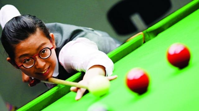 Revenge: Hong Kong's Ng On-yee beats women's snooker world number ... - scmp.com