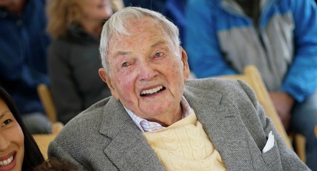 Rockefeller se somete al sexto trasplante de corazón - sputniknews