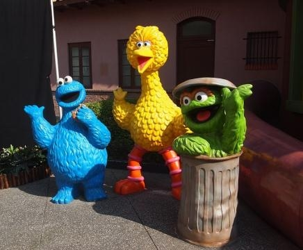 'Sesame Street' has introduced a new Muppet with autism: Julia / Walter Lim, CC BY-SA 2.0