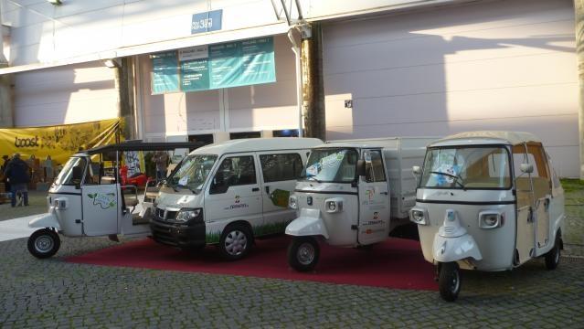 Soluções de transporte para turistas