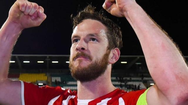 Ein Tag nach dem Spiel: Irischer Profi Ryan McBride tot ... - tz.de