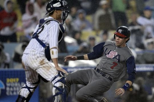 Estados Unidos pasó a su primera final de World Baseball Classic. Newsday.com.