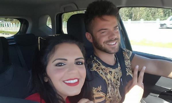 Tatiana e Rúben vão entrar na mansão do amor