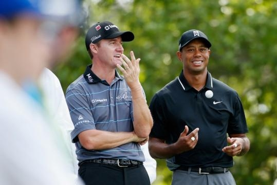 Tiger Woods improves on day two of the Masters | USA TODAY Sports Wire - usatoday.com