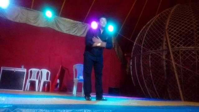Circo Apollo 11 em Campos - RJ