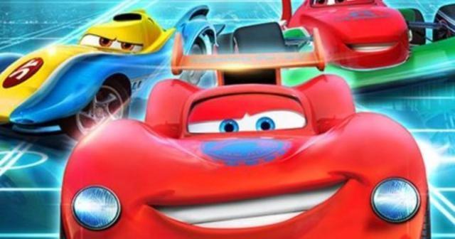 The autobots copia pirata de cars
