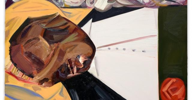 White Artist's Painting of Emmett Till at Whitney Biennial Draws ... - nytimes.com