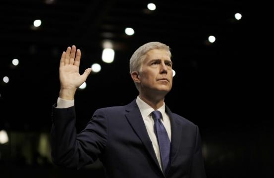 3 things to watch in Neil Gorsuch's exchanges with senators | PBS ... - pbs