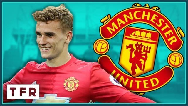 Griezmann va t'il signé pour Manchester United