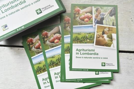 Guida degli Agriturismi lombardi a cura della Regione Lombardia