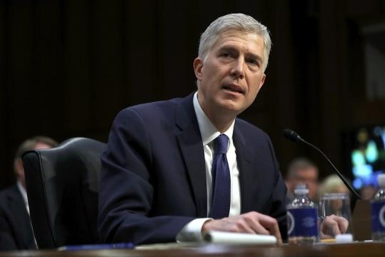 Neil Gorsuch's Confirmation Hearing for the Supreme Court Was Kind ... - gq