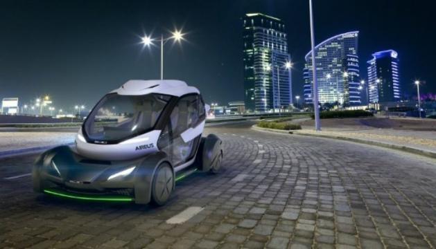Proiecte futuriste - Pop.Up - masina viitorului Sursa. Webnews