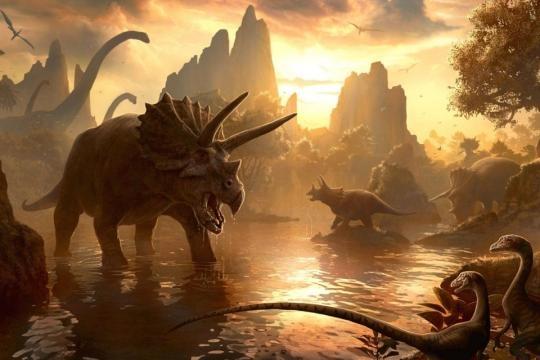 Será que os humanos e os dinossauros poderiam ter coexistido?