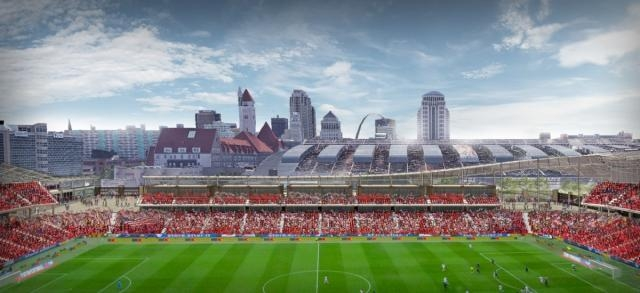St. Louis group taking steps to build MLS stadium   kplr11.com - kplr11.com