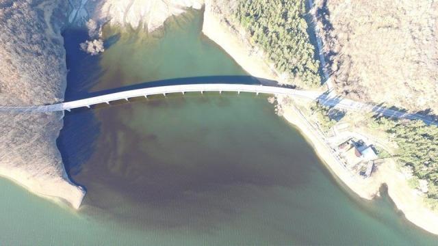 Lago Pertusillo:rilevate sostanze tossiche che arrivano nei nostri rubinetti