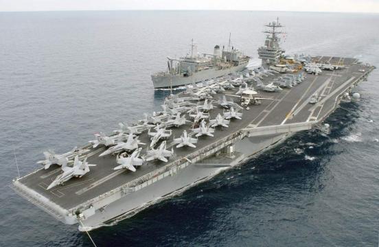 EE UU ataca a EI desde el Mediterráneo: no usaba este tipo de ... - 20minutos.es