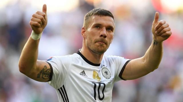 Lukas Podolski retires from the German national team - AS.com - as.com