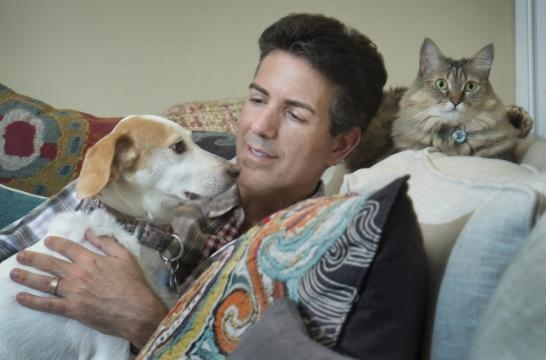 Pets can make you feel better, here's why   The Columbian - columbian.com