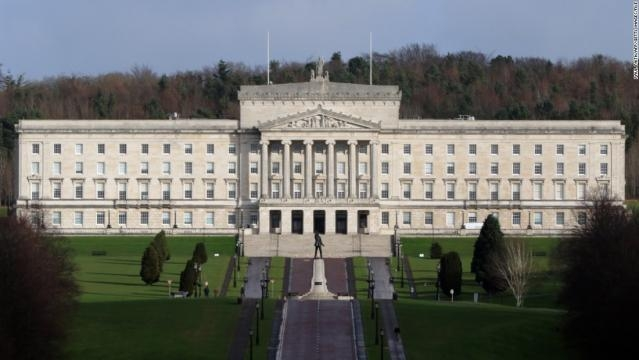 Stormont, the home of Northern Ireland Assembly... - britainleo.com