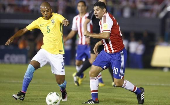 Brasil e Paraguai se enfrentam mais uma vez