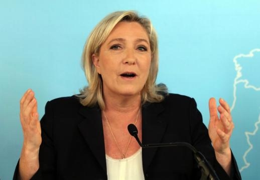 Marine Le Pen is running for President of France, representing the far-right / Photo by cooperation-iws.eu via Blasting News library