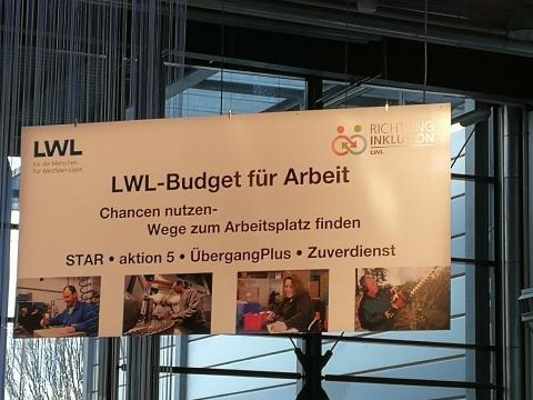 Integrationsfachmesse des Veranstalters Landschaftsverband Westfalen-Lippe