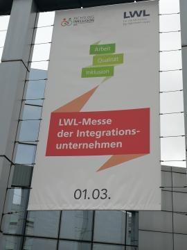 LWL-Messe der Integrationsunternehmen